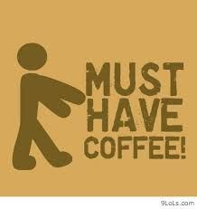 Must Have #coffee YES that is definitely me today... Wishing everyone a wonderful #Wednesday