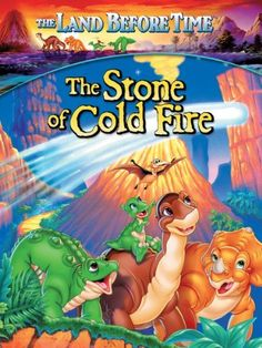 The Land Before Time VII: The Stone of Cold
