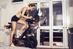 Peloton Bike | Indoor Exercise Bike with Online Streaming Classes
