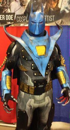 Azreal Batman cosplay