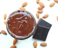 Chocolate Almond Butter - Low Carb and Gluten-Free