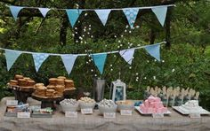 camp s'more camping themed birthday party ---very cute party ideas here