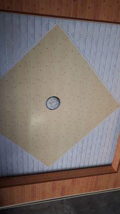 HARGA PLAFON PVC MADIUN Down Ceiling Design, Bed Storage, Plaster, Ceilings, King, Roof Design, Plastering, Gypsum