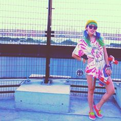 RT @mayu: #ootd #outfitoftheday #outfit #me #sky #tokyo #tokyofashion #sayhellotokyo #vans #crapeyepear… http://flip.it/VLl2I