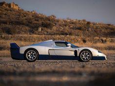 F&O Fabforgottennobility - stefialte: Maserati MC 12