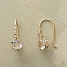White Rose Earrings in Holiday Jewelry 2012 from Sundance