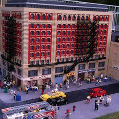 Lego land in Orlando, Florida!