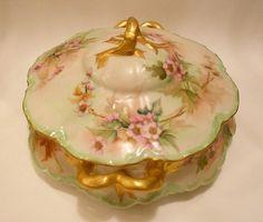 - Haviland Limoges porcelain,