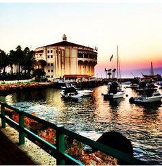 Avalon on Catalina Island, CA  #catalinaexpress #catalinaisland #avalon