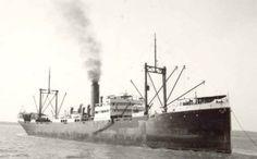 5 januari 1941  Het vrachtschip ss 'Soemba' (1924)  van de Stoomvaart Maatschappij 'Nederland' (SMN), http://koopvaardij.blogspot.nl/2016/01/5-januari-1941.html