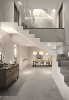 fabouls modern house interior ideas that you will get excited 33 < Home Design Ideas Salon Interior Design, Scandinavian Interior Design, Modern Interior, Interior Decorating, Interior Ideas, Japanese Interior, Salon Design, Interior Paint, Interior Styling