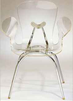 Search results for: 'clear-acrylic-cradle-chair-chr-cradle-c-by-lumisource' Acrylic Dining Chairs, Acrylic Chair, Modern Dining Chairs, Lucite Furniture, Fine Furniture, Modern Furniture, Yellow Armchair, Home Office Decor, Home Decor