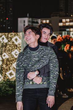 Divas, Young Cute Boys, Cute Asian Guys, Got7 Yugyeom, Cute Gay Couples, Thai Drama, E Type, Cute Relationship Goals, Cute Anime Boy