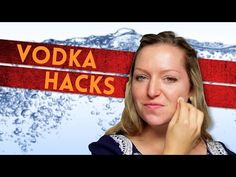 VIDEO: She Soaked A Bunch Of Cotton Swabs In Vodka. Then She Rubs It All Over Her Face. The Result? So Smart! | American Overlook
