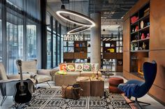 Moxy has landed in the city centre of Kaunas, Lithuania with Moxy Kaunas Centre, located in the heart of the city, famous for its street art, with fantastic restaurants, shops and cultural sites. Centre, Street Art, Kaunas Lithuania, Interior, Table, Countries, Furniture, Restaurants, Shops