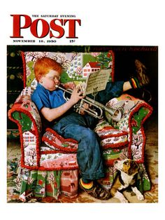 Rockwell: Trumpeter