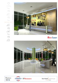 PROPOSED Hotel Cordela Yogyakarta - Main Lobby view02