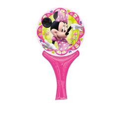 Minnie Mouse Inflate a Fun Balloon - 12 Latex