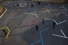 Playground Designs Simon & Tom Bloor