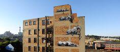 Hotspot in Johannesburg: Maboneng Precinct