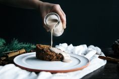 Quick & Healthy Christmas Pudding