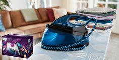 Nu får du som buzzador möjligheten att testa Philips ångstrykjärn PerfectCare Compact.