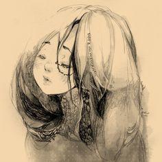 kiss me by tuyetdinhsinhvat on deviantART