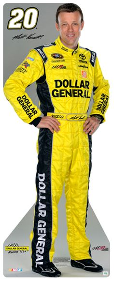 NASCAR Life Size Standup//Standee//Cardboard FREE MINI Arris DANIEL SUAREZ #18