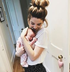 Zoella: Got to meet the newest SacconeJoly member yesterday! She is the cutest, teeniest little baby I've .