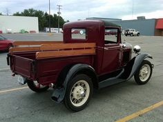 ford trucks | Curbside Classic: 1930 Ford Model A Pickup – The Modern Pickup is ...