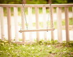 A Springtime Swing
