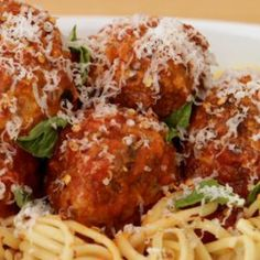 The Godfather's Favorite Meatballs