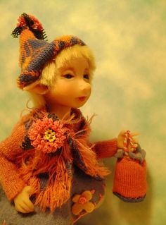 ~JILLY~ A LITTLE PIXIE GIRL BY POPPENMOON