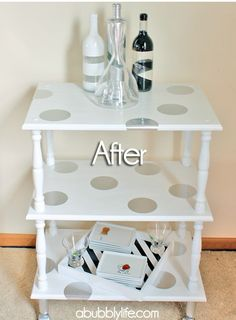 Spotted: Polka Dotted Home Decor {Trend Watch!}