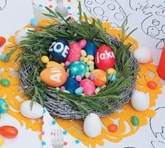 """Search for """"Easter """" Easter Crafts, Crafts For Kids, Easter Egg Dye, Free Knitting, Crochet Patterns, Stickers, Creative, Fun, Crafts For Children"""