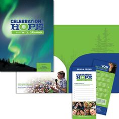 Collateral for Celebration of Hope