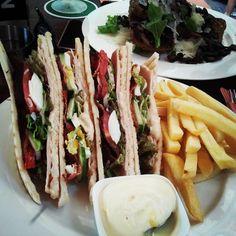 #lunchen #clubsandwich #fredendouwe @Maria Kolossal