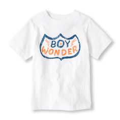 Your wonder boy will love this cool style! @ Children's Place
