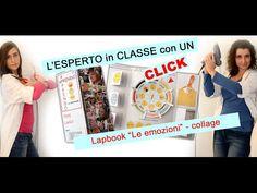 """APRENDO - APPRENDO: Lapbook """"Le emozioni"""" - base - YouTube"""