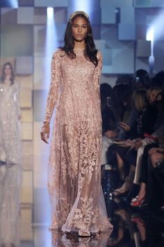 In Pictures: Elie Saab Showcases Real-Life Princess Gowns | Her.ie