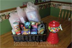 POP! Themed Gift Basket