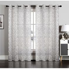 Found it at Wayfair - Curtain Panel