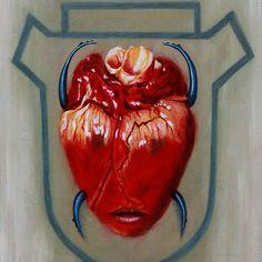 Seven parts of the Self: Ab  Ab è il cuore, sede di tutte le emozioni e dei moti dell'anima, delle attitudini morali e delle virtù, ma anche del pensiero. E' altresì sede della memoria…