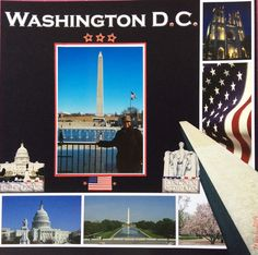 Washington+DC - Scrapbook.com