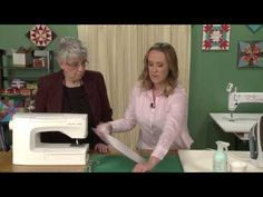 Quilting with Freezer Paper - YouTube