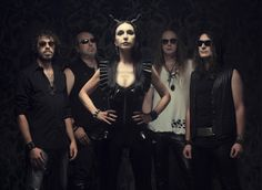 ROCKSBLOG: Cadaveria: confirma primeira turnê pelo Brasil apó...