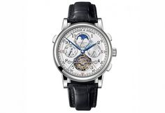 SIHH 2017: most spectacular perpetual calendar watches