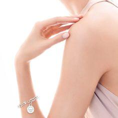 Tiffany :Round Tag Bracelet