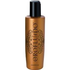 Orofluido Shampoo 200ml (Health and Beauty). Once a week for deep scalp cleaning and renewal.