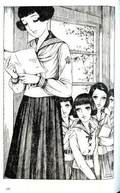 Nakahara Jun'ichi, Shōjo no Tomo, June 1937